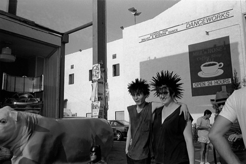 Punk couple017