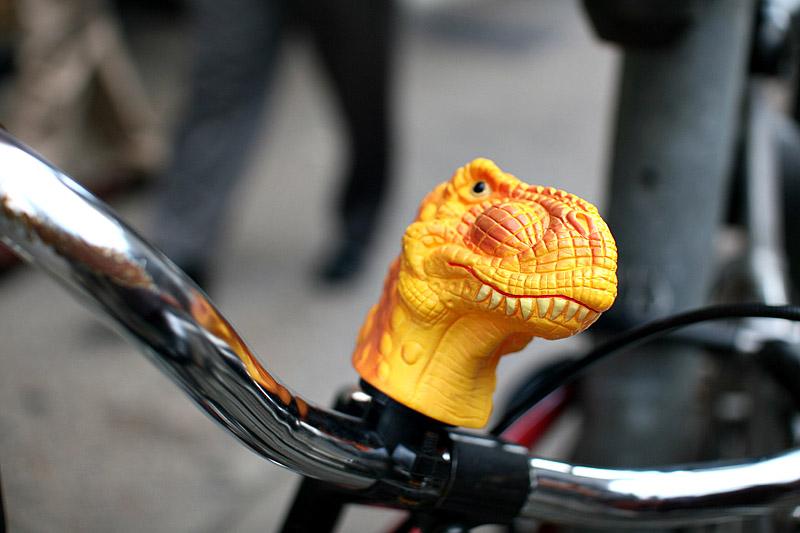Dino Bike