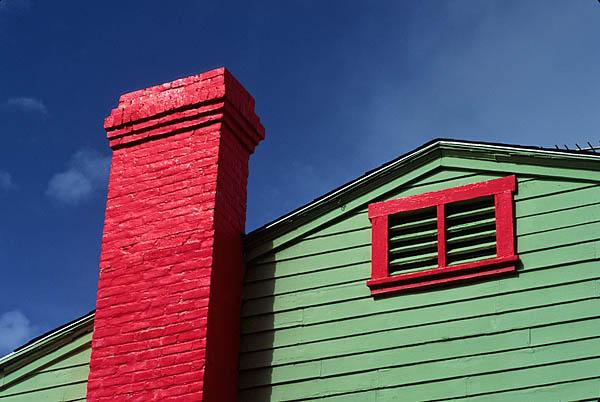 Red Chimney