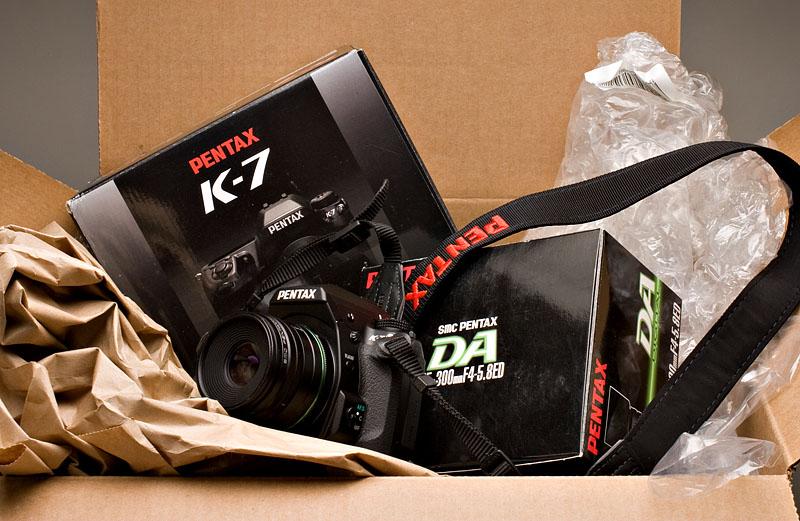 K7 in box