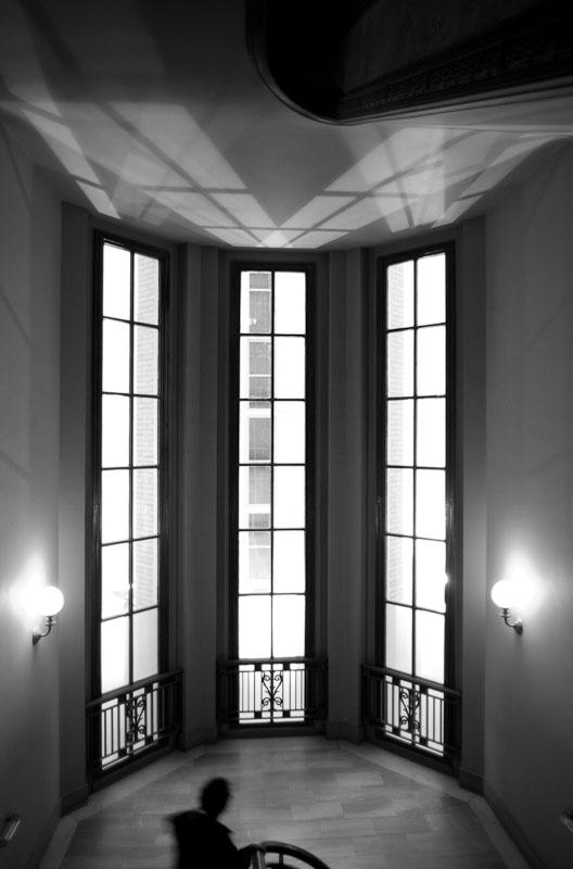 What Light Thru Yon Window
