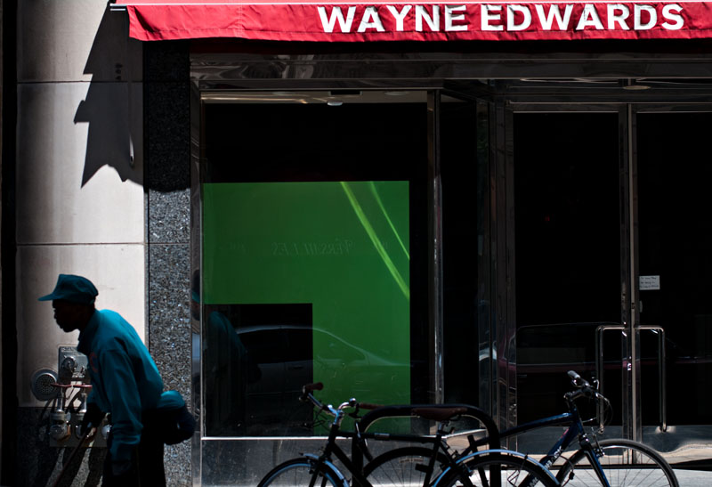 Wayne Edwards Storefront