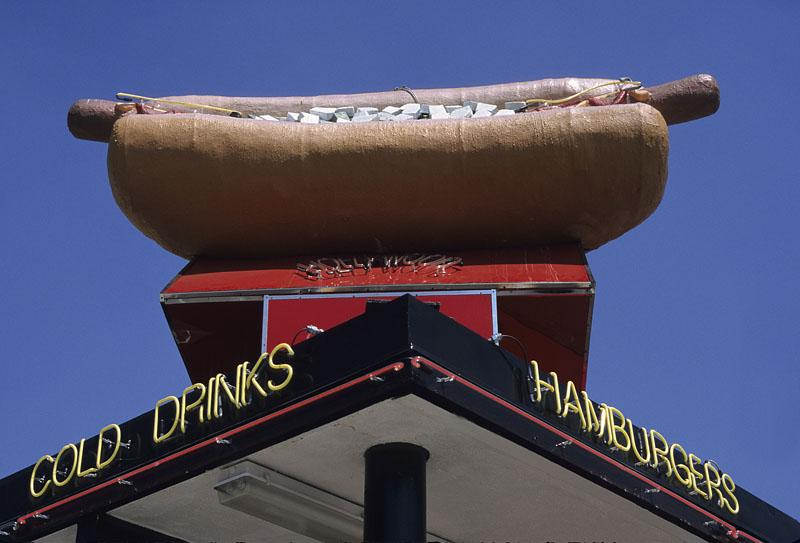 Hollywood Hot Dog