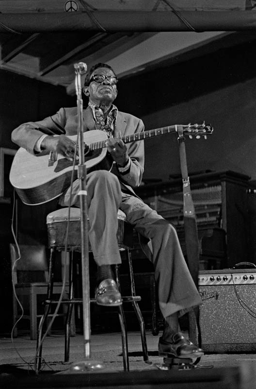 Lightnin Hopkins Ash Grove