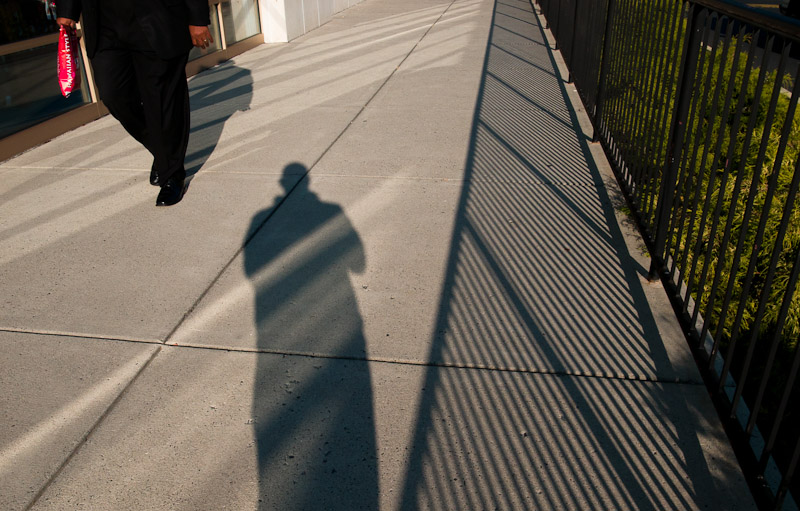 Dueling Shadows