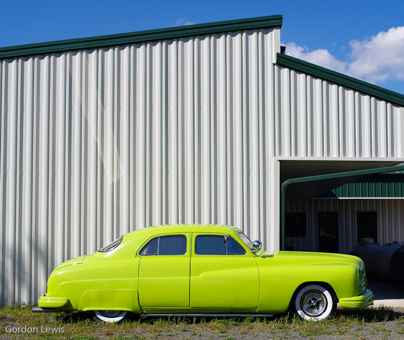 1950 Green Mercury