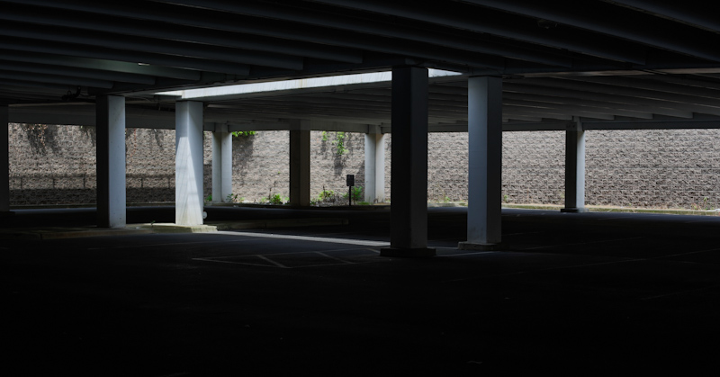 Parking Garage Cheltenham