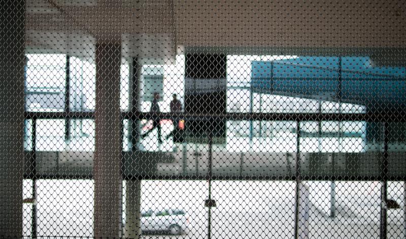 Zurich Airport Scene