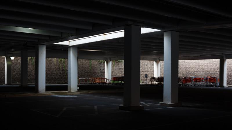 Home Depot Parking